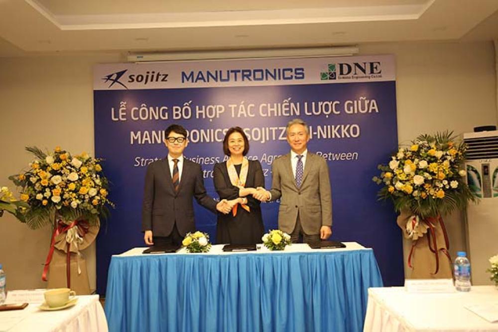 Những cú bắt tay của doanh nghiệp Việt trong ngành công nghiệp - điện tử 12 tỷ USD
