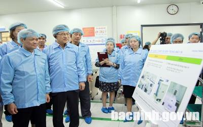 Đánh giá kết quả thực hiện dự án nâng cao năng lực cạnh tranh tại Manutronics